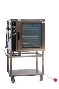 Combi steamer 10 x 1/1GN elektrisch 380 V
