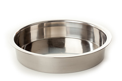 schaal chafing dish rond