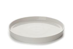 dessertbord met opstaande rand 19 cm eon luxe per 10 stuks