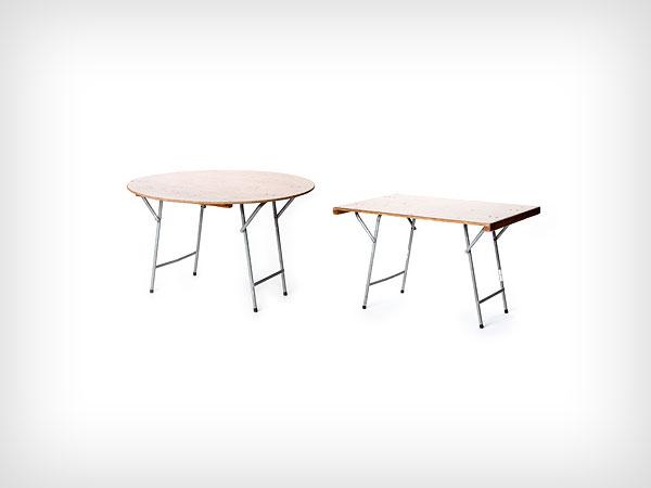 Verhuur tafels stoelen uw tafels stoelen huren bij for Verhuur tafels