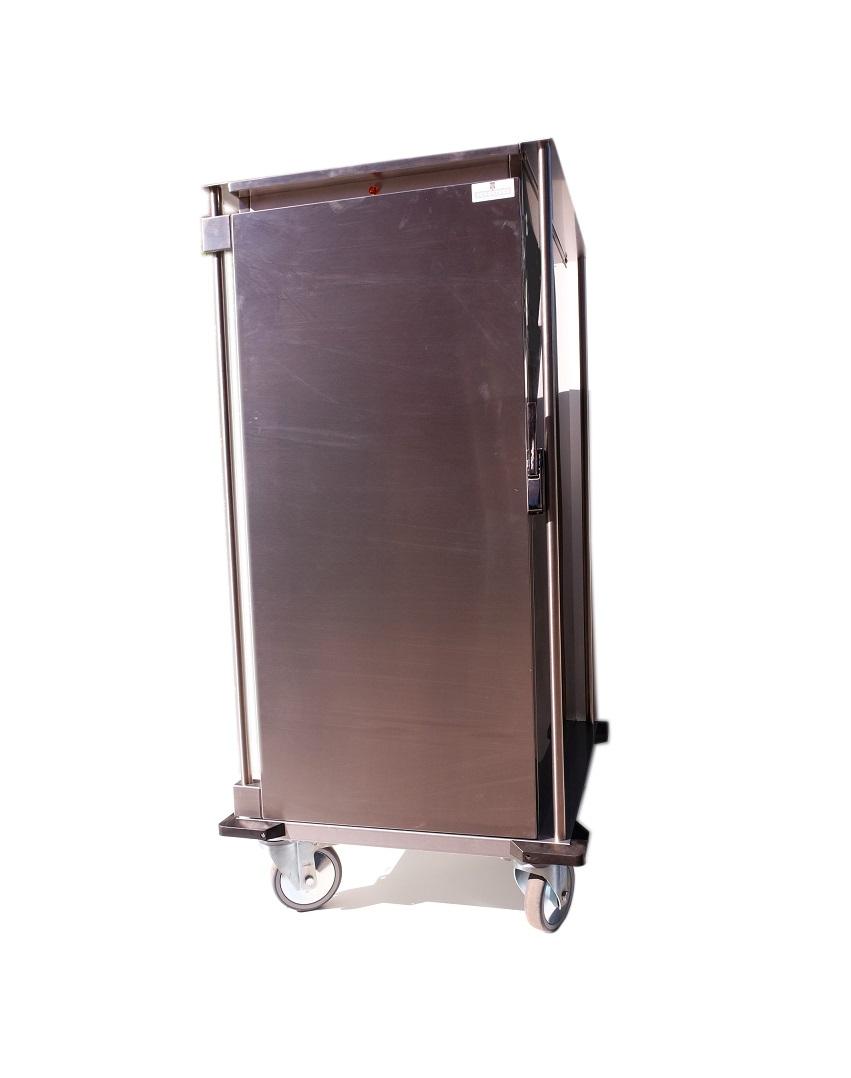 voedselwarmhoudwagen voor 32 1/1 GN schalen. Kan ook koelen!!