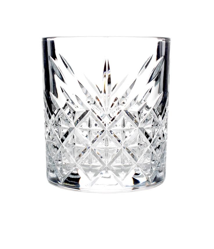 Whiskyglas Timeless, per 12 stuks